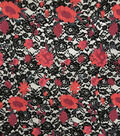 Casa Embellish Dahlia Fabric-Embellished Multi Color Floral