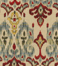 Swavelle Mill Creek Upholstery Fabric 54\u0022-Flame