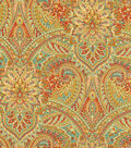 Waverly Upholstery Fabric 54\u0022-Breezeway Berry
