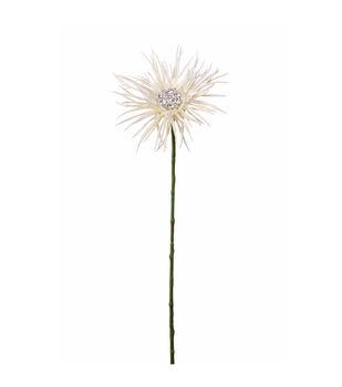 Bloom Room 18'' Wild Gerbera Daisy Stem-White