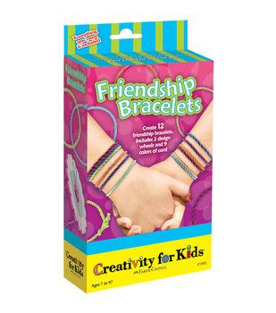Creativity For KidsFriendship Bracelets Kit