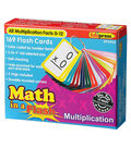 Math in a Flash Cards: Multiplication, 169 cards