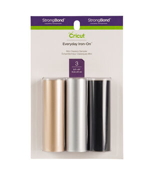 Cricut Everyday Iron-On Mini Sampler-Classics