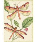 Dimensions Dragonfly Duo Mini Counted Cross Stitch Kit