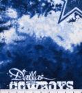 Dallas Cowboys Fleece Fabric -Logo
