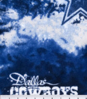 Dallas Cowboys Fleece Fabric -Logo, , hi-res