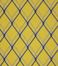 Home Decor 8\u0022x8\u0022 Fabric Swatch-Outdoor FabricSeaboard Day Lily