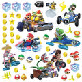 York Wallcoverings Peel & Stick Wall Decals-Nintendo Mario Kart 8