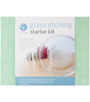 Silhouette Glass Etching Starter Kit, , hi-res