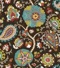 Multi-Purpose Decor Fabric 54\u0022-Melrose Licorice
