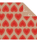 Kaisercraft Mix & Match Hearts Double-Sided Cardstock