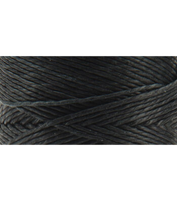 Hemptique #10 205' Hemp Cord Spool-Black