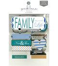 Park Lane Paperie 23 pk Stickers-Multi Family