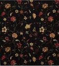 Home Decor 8\u0022x8\u0022 Fabric Swatch-Jaclyn Smith Wexford-Jet