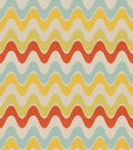 SMC Designs Upholstery Fabric 54\u0022-Aswan/Cabana