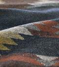 Sportswear Jacquard Fabric-Rustic Yellow Aztec Diamonds