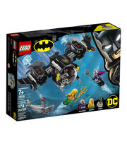 LEGO Super Heroes Batman Batsub and the Underwater Clash 76116, , hi-res