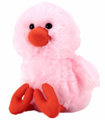 Easter Chirp Plush Toy-Pink