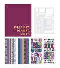 Park Lane Paperie Bullet Journal Kit-Dream It. Plan It. Do It.