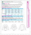Kwik Sew Pattern K4188 Misses\u0027 Front-Crossover Tops-Size XS-S-M-L-XL