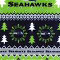 Nfl Seattle Seahawks Fair Isle Flc