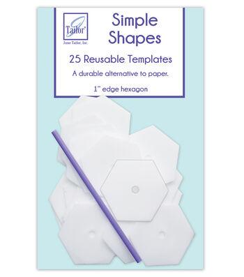 June Tailor Simple Shapes Hexagon
