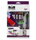 Royal Langnickel Learn To Oil Pastel 33pc Set
