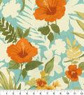Tommy Bahama Outdoor Fabric 9\u0022x9\u0022 Swatch-Pool Party Seaspray