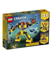 LEGO Creator 3-in-1 Underwater Robot Set, , hi-res