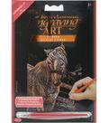 Royal Langnickel Copper Foil Mare Engraving Art Mini Kit