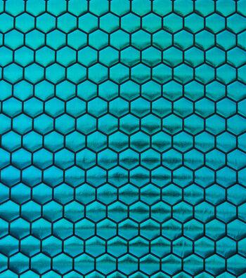 "Cosplay By Yaya Han 4-Way Oil Slick Fabric 57""-Hex"