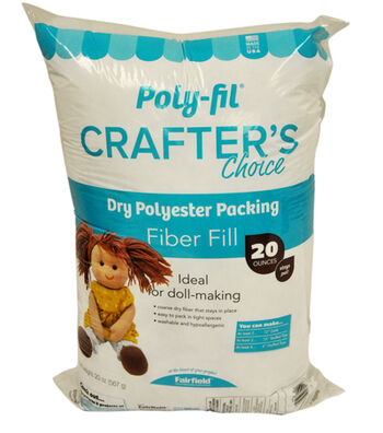 20oz Crafters Choice Dry Fiber