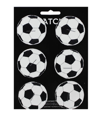 Patch-Soccer Ball Round 2""