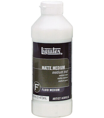 Liquitex 16oz Glazing Acrylic Fluid Medium