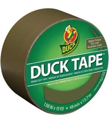 "Duck Tape 1.88""x10yd-Olive"
