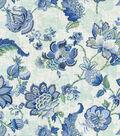 Upholstery Fabric 54\u0022-Fantasy Bluebell