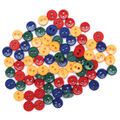 Favorite Findings Basic Mini Buttons-Country 75/Pkg
