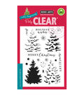 Hero Arts Clear Stamps-Color Layering Christmas Tree