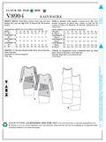Vogue Patterns Misses Dress-V8904