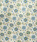 Home Decor 8\u0022x8\u0022 Fabric Swatch-Eaton Square Elkins Aquamarine