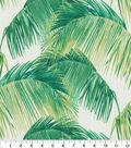 Tommy Bahama Outdoor Fabric 9\u0022x9\u0022 Swatch-Palmas Verde