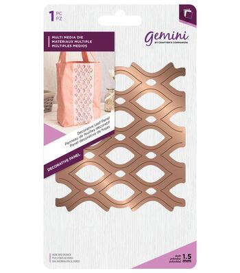 Gemini Decorative Panel Die-Leaf