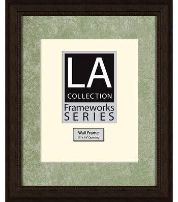 LA Collection Frameworks Series Wall Frame 16''x20''