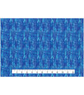 Keepsake Calico Cotton Fabric -Multi Blue Blender