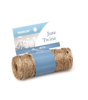 Panacea 150' Jute Twine-Natural