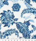 Home Essentials Decor Fabric-Rajasthan Indigo