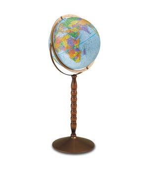 Treasury Floor Model Globe