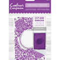 Crafter\u0027s Companion 4.25\u0027\u0027x5\u0027\u0027 Cut & Emboss Folder-Eternal Elegance