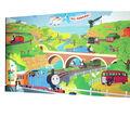 York Wallcoverings Prepasted Mural-Thomas the Train