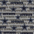 Dallas Cowboys Sweater Fleece Fabric